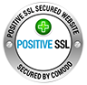 Our Helpdesk is secured by a Comodo Positive SSL Certificate